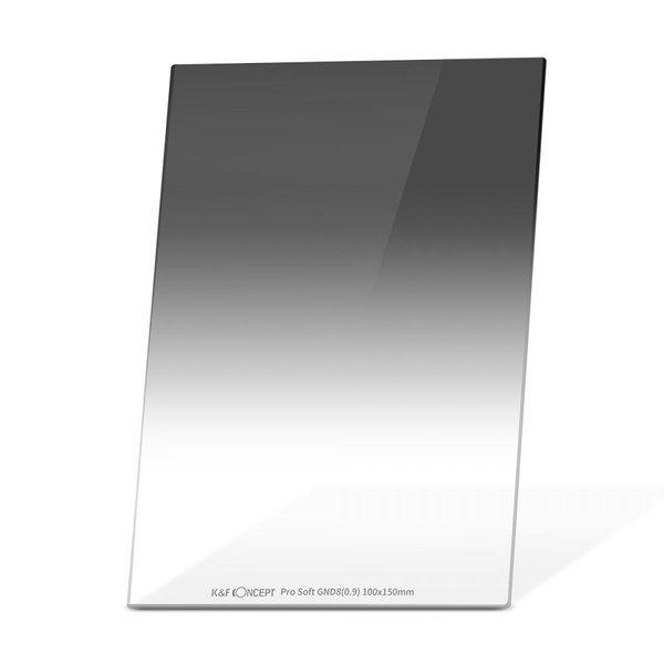 kf Concept 사각필터 NANO PRO Soft ND8 100mm 150mm