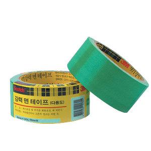 스카치 강력 면 테이프 (녹색) (48mmX10M)