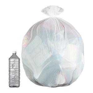 에버크린 배접 쓰레기봉투 100리터 유백_특대 300매