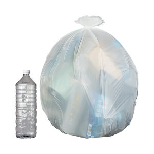 에버크린 배접 쓰레기봉투 80리터 유백_대 500매 재활