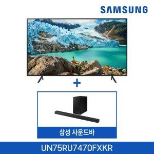 삼성 프리미엄 UHD TV 189cm UN75RU7470FXKR  (사은품 : 삼성 사운드바)