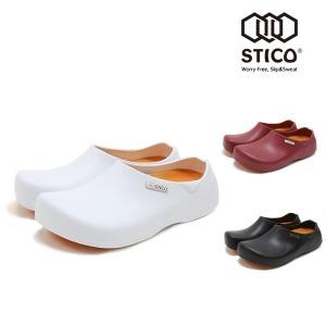 STICO 스티코 남녀공용 미끄럼방지 조리화 NEC-03