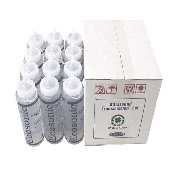 초음파젤 미용/의료( 얼굴+바디용)250ml/12개(한박스)