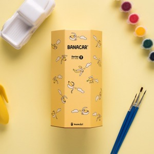 창의력과 상상력을 뿜뿜 바나카 페인트팩 미술놀이