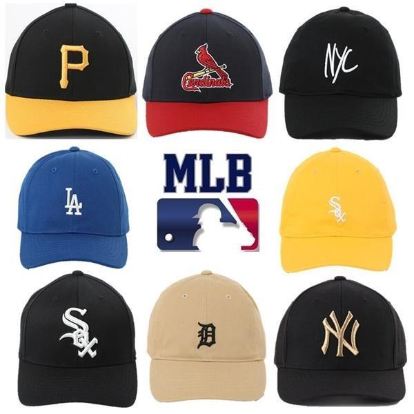 MLB  인기상품 총집합  야구모자 50종 특별전