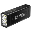 Nitecore TM10K 휴대용 손전등 10000루멘 스마트 OLED