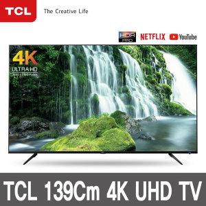 TCL UHD TV  55P6US 139cm 4k/Netflix /글로벌수출2위