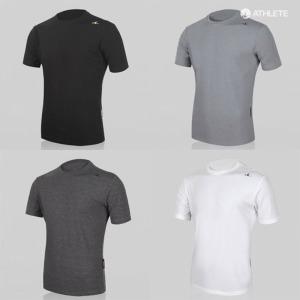남성 고탄력 기능성 스포츠 티셔츠 KOT03 바름 반팔 티셔츠