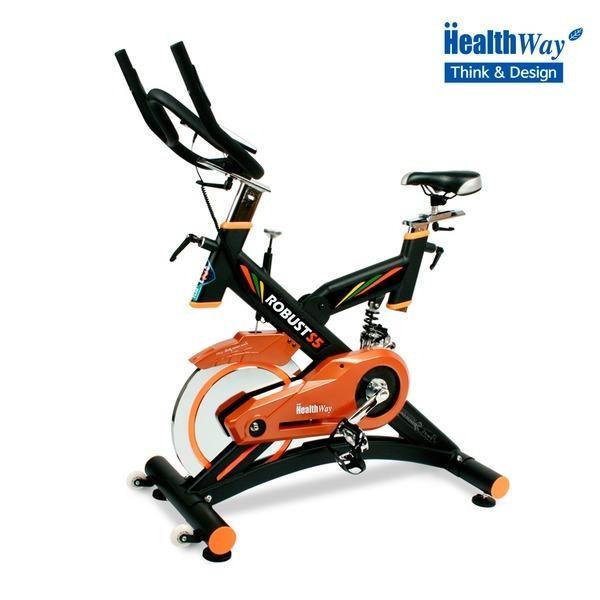 헬스웨이  로버스트 S5 스피닝자전거 휠24KGS(조립)