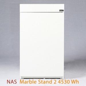 NAS 4530 마블 2 화이트 하이그로시 스탠드