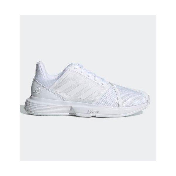 아디다스  adidas  Womens Tennis 코트잼 바운스 W_G26833(갤러리아)