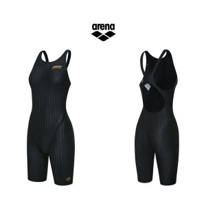 AVSPL25BLK 여성 일반 5부반신 수영복(갤러리아)