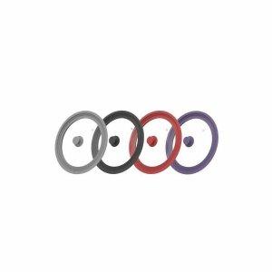 (현대Hmall)아트박스/해피콜  땡스쿡  후라이팬 실리콘 멀티유리뚜껑 24/26/28cm