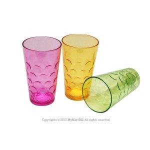 (5개묶음)물방울맥주컵 플라스틱컵 음료컵 예쁜컵 다