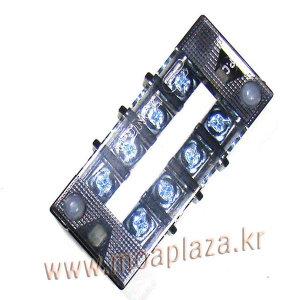 터미널블럭6P20A 단자대20A6P STB-20A-6P 20개1박스