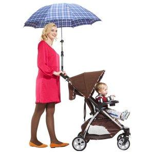 유모차 우산 받침대-햇빛가리개 양산 악세사리