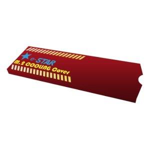 e-Star M.2 NVMe COOLING Cover 방열판 써멀패드