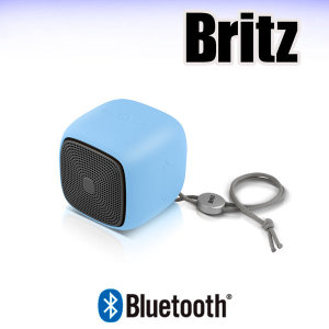 BR-MP2200 / 휴대용 블루투스 방수 스피커 / 블루