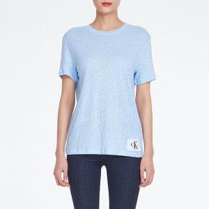 여성 린넨 티셔츠(4BSKQD5)