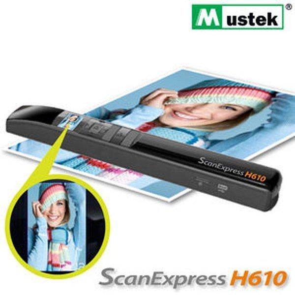 핸드스캐너 Mustek ScanExpress H610