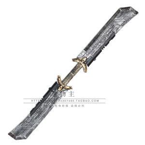 어벤져스 엔드게임 타노스칼 110cm