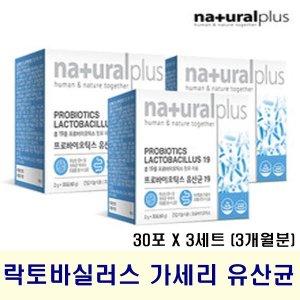 모유유산균 락토바실러스 가세리 프로바이오틱스 스틱