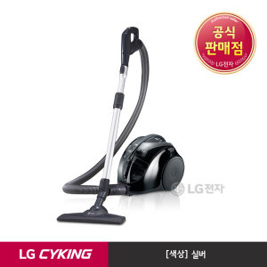 공식판매점  LG전자  LG 싸이킹 POWER 청소기 실버 C40SFHT