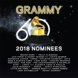 (수입) 2018 Grammy Nominees / 2018 그래미 노미니스