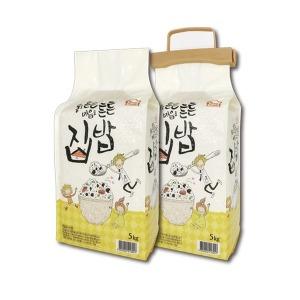 쌀 10kg (5kgx2봉)집밥/진공포장