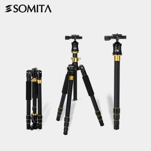 SOMITA ST-111 트레블러 삼각대 카메라 캠코더 DSLR