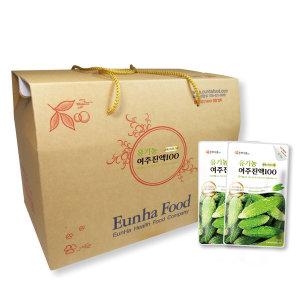 (은하식품)유기농 여주100% 유기농여주진액(50팩)
