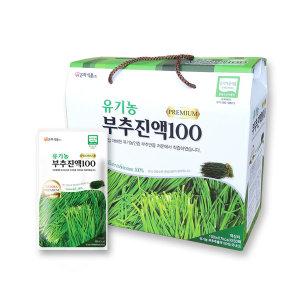 (은하식품) 직접 재배 가공 유기농부추진액(100mlX50)