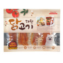 더원 습식슬라이스 300g/애견간식/강아지간식/개껌
