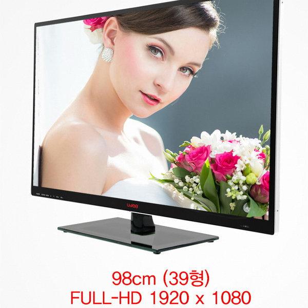 39인치 LED  LOOK 390 IPS HDMI USB재생 티브시청