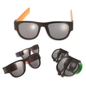 접이식 폴딩 편광 UV 선글라스 6가지 색상 랜덤발송