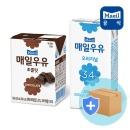 매일 멸균우유 오리지널 190ml/초콜릿 200ml 48팩