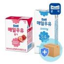 매일 멸균우유 오리지널 190ml/딸기우유 200ml 48팩
