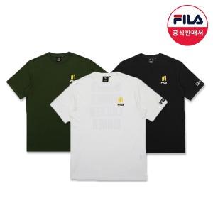 FILA X 배틀그라운드 티셔츠 3종 (FS2RSA2G03X_3SKU)