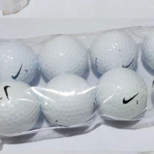 나이키 로스트볼 혼합볼 A등급 골프공 10알