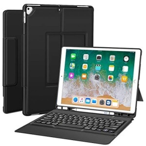 Sounwill ipad pro 12.9 Case with Keyboard Compat