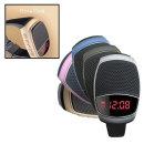손목 시계 블루투스 스피커 스포츠 자전거 여행 골드