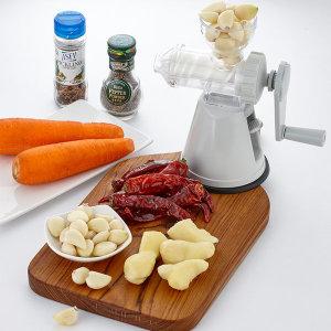 마늘다지기 야채 생강 고추 EHMIX613 다지기기계