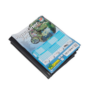 우빙크 1331166 연못 방수포 PVC 3x4m 방수시트 시공