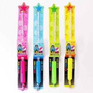 롱롱LED스틱 16개묶음판매 7가지불빛봉 응원봉 공연응