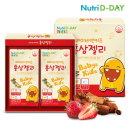 베이비앤 키즈 6년근 홍삼젤리 30포/맛있는딸기맛