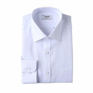 (현대백화점) 레노마셔츠  (RJLSG0050WH) 면혼방 아사 여름용긴팔셔츠