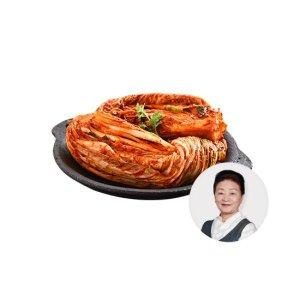 엄성희 포기김치 11kg (100%국내산농산물)
