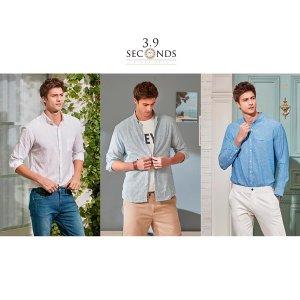 3.9세컨즈 썸머 린넨 셔츠 3종(센터)