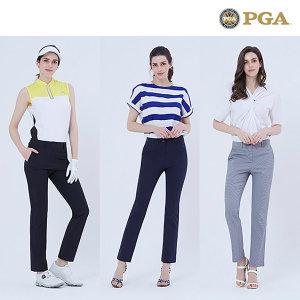 런칭기념 (여성)PGA 핫썸머 골프팬츠 3종