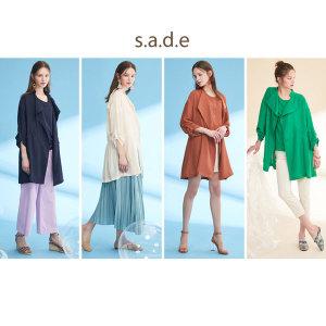 s.a.d.e 샤데이 썸머 재킷 3종 세트